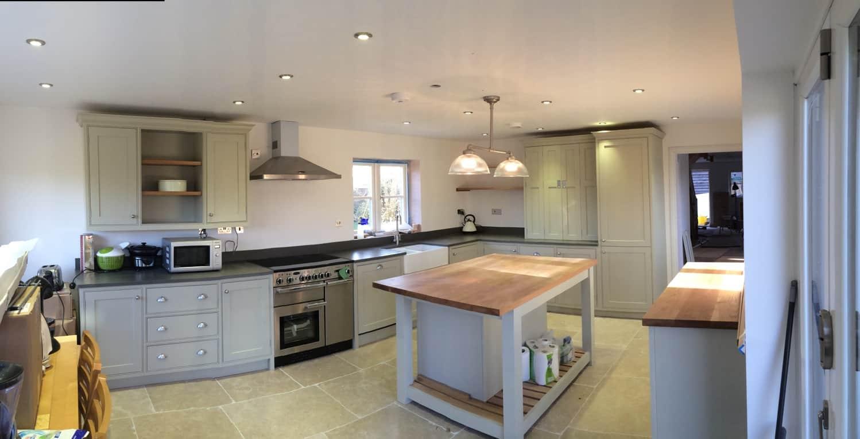 puffin woodwork kitchen